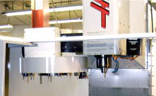 CNC Mill Section at Lancaster Metal Products